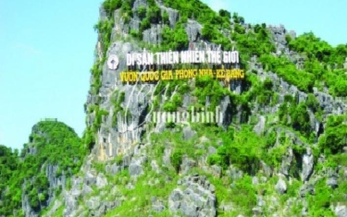 Hợp tác giữa GIZ và VQG Phong Nha - Kẻ Bàng: Giai đoạn 3 Dự án khu vực Phong Nha - Kẻ Bàng
